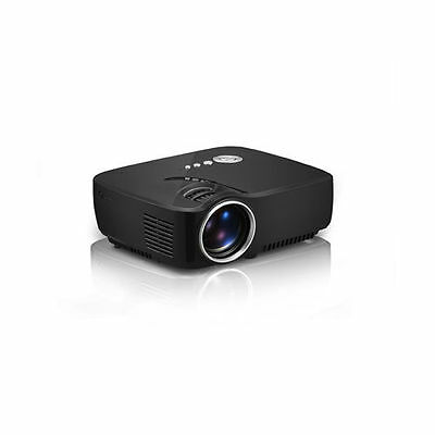 NEW LED Mini Portable Multimedia Projector Home Theater HD Support 1080p USB SD