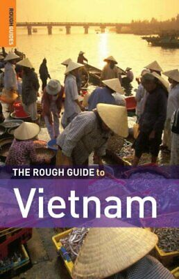 The Rough Guide to Vietnam (Rough Guide Travel Guid... by Rough Guides Paperback