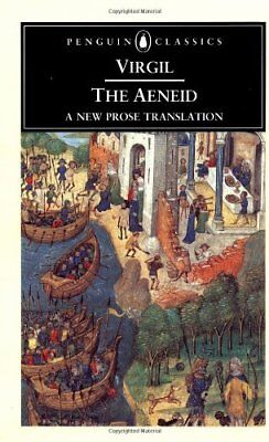 The Aeneid: A New Prose Translation (Classics) by West, David Paperback Book The