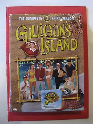 Gilligans Island - The Complete THIRD  Season (DVD, CONDITION NEW