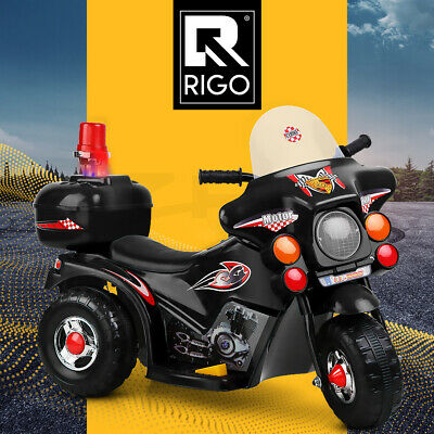 Rigo Kids Ride On Car Motorcycle Motorbike Toys Electric Cars Childrens Bike