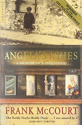 Angela's Ashes by McCourt, Frank Book The Cheap Fast Free Post