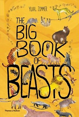 Big Book Of Beasts, Zommer, Yuval, Taylor, Barbara, 9780500651063