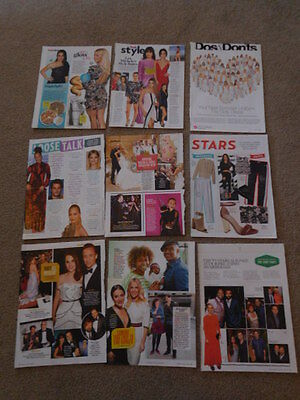 RARE Lea Michele Articles! Scream Queens Glee