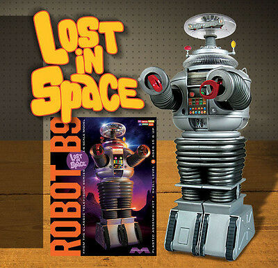 Lost In Space Robot 1/6 Scale Model Kit Moebius Models
