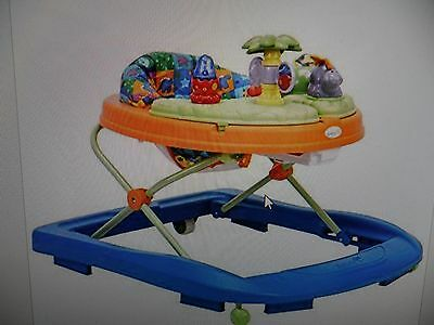 Dino Lights Discovery Walker Safety 1st N Sounds New Toy Baby Free Shipping