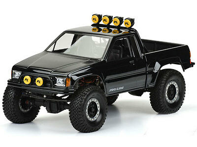 Pro-Line 1985 Toyota HiLux SR5 Clear Body (Cab and Bed) #PL3466-00