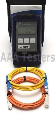 JDSU Acterna OLP-6 SM MM Fiber Optic Power Meter OLP 6 OLP6