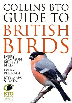 Collins BTO Guide to British Birds (Paperback), Sterry, Paul, Sta. 9780007551521