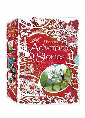 Adventure Stories Gift Set New Hardcover Book