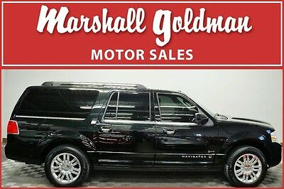 2013 Lincoln Navigator L Sport Utility 4-Door 2013 Lincoln Navigator L Exec Limo 1 owner car only 13,300 miles