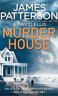 Murder House New Paperback Book JAMES PATTERSON
