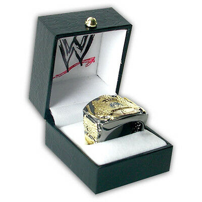 WWE Classic Winged Eagle Championship Finger Ring