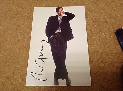 Bryan Ferry     - 10X8  Roxy Music Col  Photo  -  Authentic Signed ....uacc