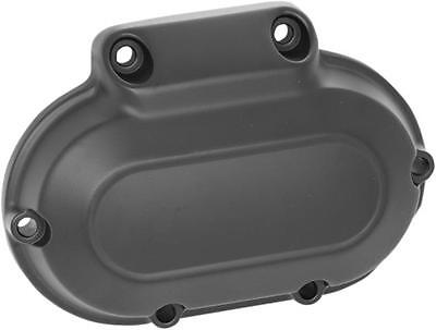 DS Transmission Side Cover Smooth Black Harley FXSTB Softail Night Train 07-09