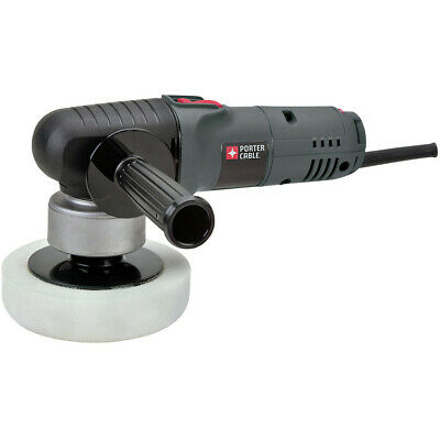 "Porter-Cable 6"" Variable-Speed Random-Orbit Polisher 7424XP Reconditioned"