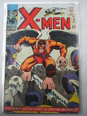 Uncanny X-Men Vol. 1 (1963-2011) #19 VG+ 1st & Origin of Mimic