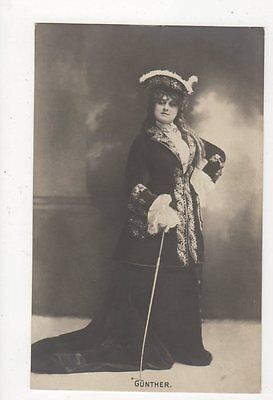 Guenther Soprano Vintage RP Postcard 332a