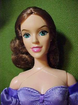 """Doll ~❤️~ Anna Doll, The King and I, 1999 Playmates, Purple Gown 11.5"""""""
