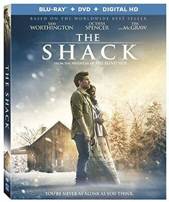 The Shack [New Blu-ray] With DVD, 2 Pack
