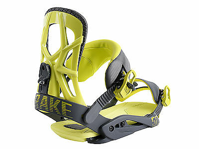 Attacchi Snowboard Uomo Drake  71161021 84  Fifty Grey/lime