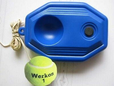 ElasticTennis Ball Trainer Set Rubber Band and Base for Plactice Training