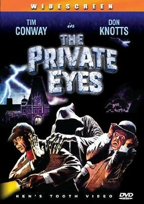 The Private Eyes [New DVD] Widescreen