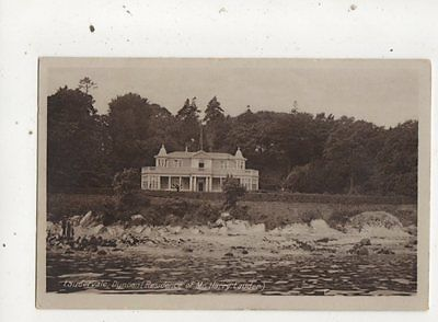Laudervale Dunoon Residence Harry Lauder 1913 Postcard 723a
