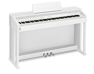 Casio AP-460WE Digital Piano weiß mit Klavierbank Sparset