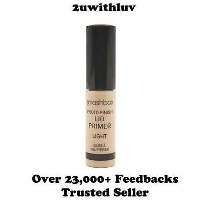 Smashbox Photo Finish Lid Primer Light Sample / Travel Size 0.5Ml Free Post
