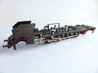 Jouef Chassis + Embiellage Locomotive A Vapeur Type 241 P