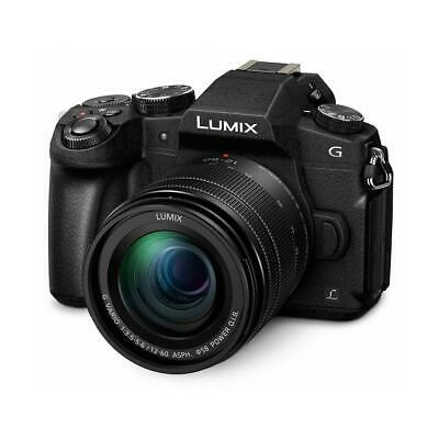 Panasonic Lumix DMC-G85 Mirrorless with 12-60mm OIS Lens #DMC-G85MK