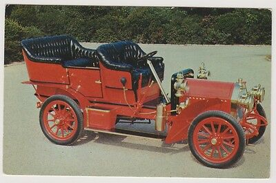 Road Transport postcard - 1907 Locomobile Type E Tonneau