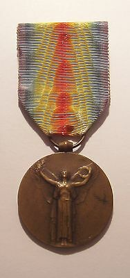 VINTAGE WW I French Victory Medal