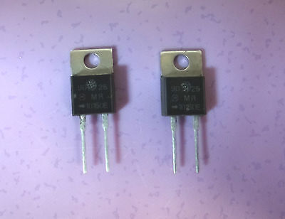 MR1015E 10 Amp Schottky Rectifiers, rated 1500 Volts, TO-220AC Case - QTY of 2
