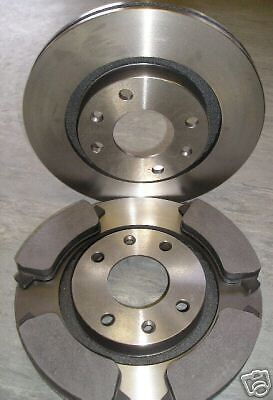 Citroen Xsara / Picasso Front Brake Discs And Pads 1.4,1.6,1.8 2002 On>>>