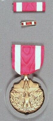 US Military Medal:  Meritorious Service - cased set