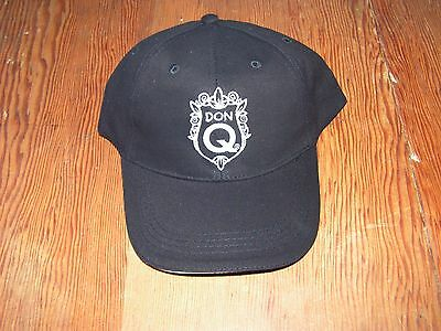 Don Q Distilling Puerto Rico Rum ~NEW Embroidered Logo Craft Distillery Hat~