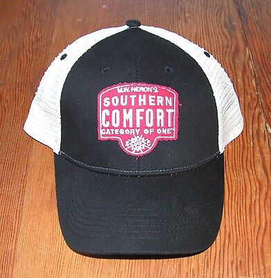 Southern Comfort Spirits ~NEW Embroidered Logo Craft Distillery Trucker Hat~