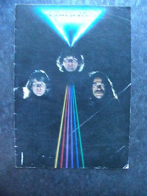 Triumph:1981 Tour Programme+More Tour Programmes And Rock Vinyl From Me On Ebay