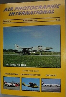 AIR PHOTOGRAPHIC INTERNATIONAL #4 March to April 1994