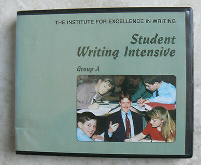 Institute for Excellence in Writing (IEW) High School Essay Intensive {Review}
