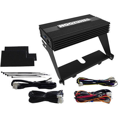 Hogtunes 4 Channel Amplifier Harley-Davidson FLTRX Road Glide Custom 2010-2013