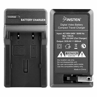 BATTERY CHARGER FOR CANON NB-2LH NB-2L EOS REBEL XT Xti