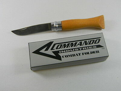 $Uper Deal! French Style Wood Pocket Knife Small