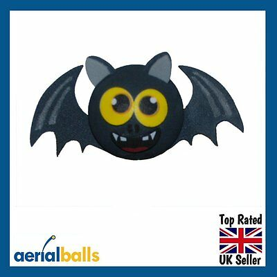 Cute Bat Car Aerial Topper Ball or use as a Dashboard Wobbler