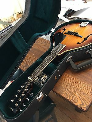 Washburn Mandolin M1S Sunburst w/Hard Case