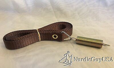 Nordictrack Skier New Leg Resistance Strap & Spring Combination