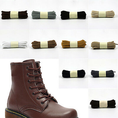 CH Strong Round Boot Laces Walking Hiking Boot Laces Bootlaces Sneaker Shoelaces