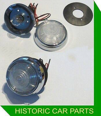 2 L539 Reversing lights for Citroen Safari Familiale Station Wagon 56-60 53378A